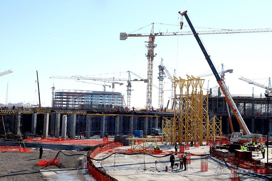 Строительство новых объектов на 2017 год