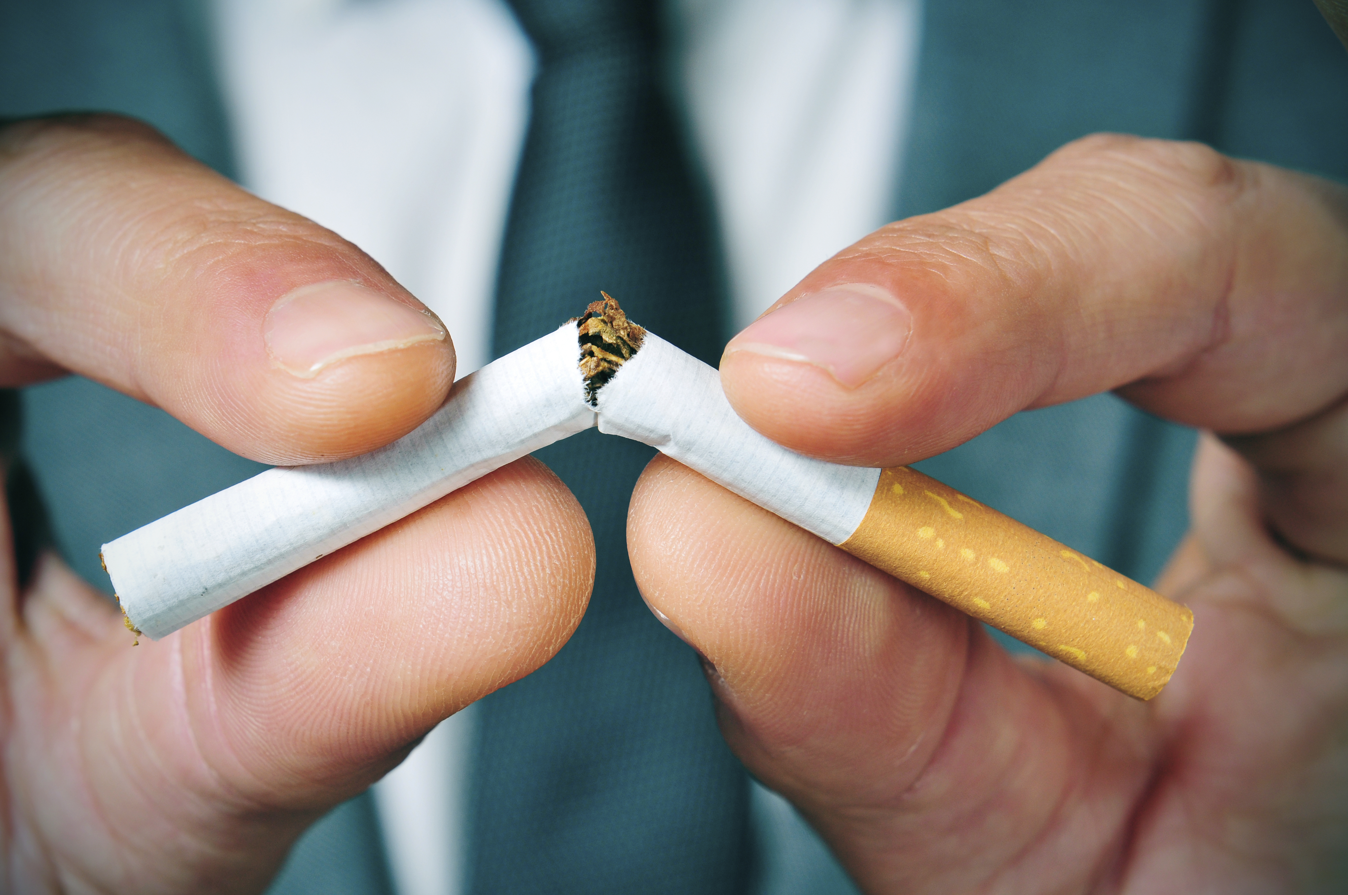 thesis about smoking addiction