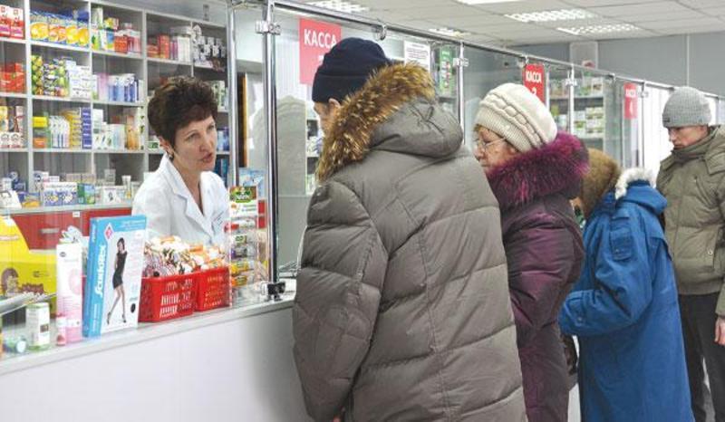 Как провести новый год в аптеке
